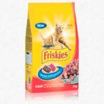 Корм Фрискис (Friskies) для кошек