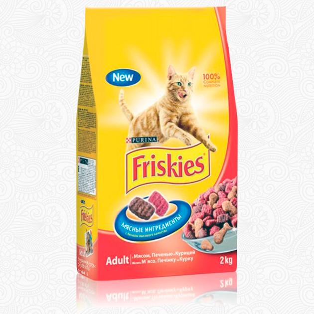 Фрискис – корм для кошек
