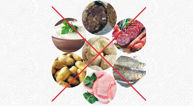 Есть ряд продуктов, которые леонбергам запрещена