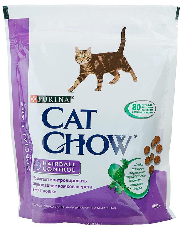 Корм Cat Chow для кошек