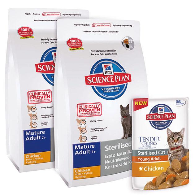 Лечебные и профилактические линейки корма для кошек необходимы для поддержания здоровья и профилактики некоторых заболеваний