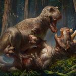 Тираннозавр (лат. Tyrannosaurus)